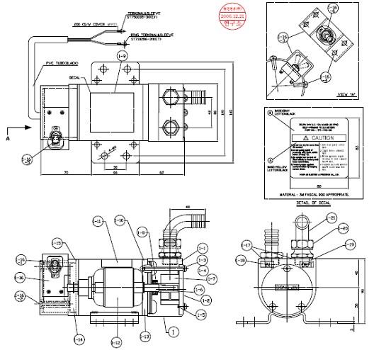 ix25油泵电路图